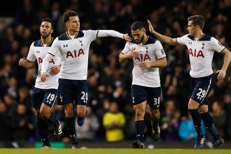 Dele Alli, Spurs, FA Cup