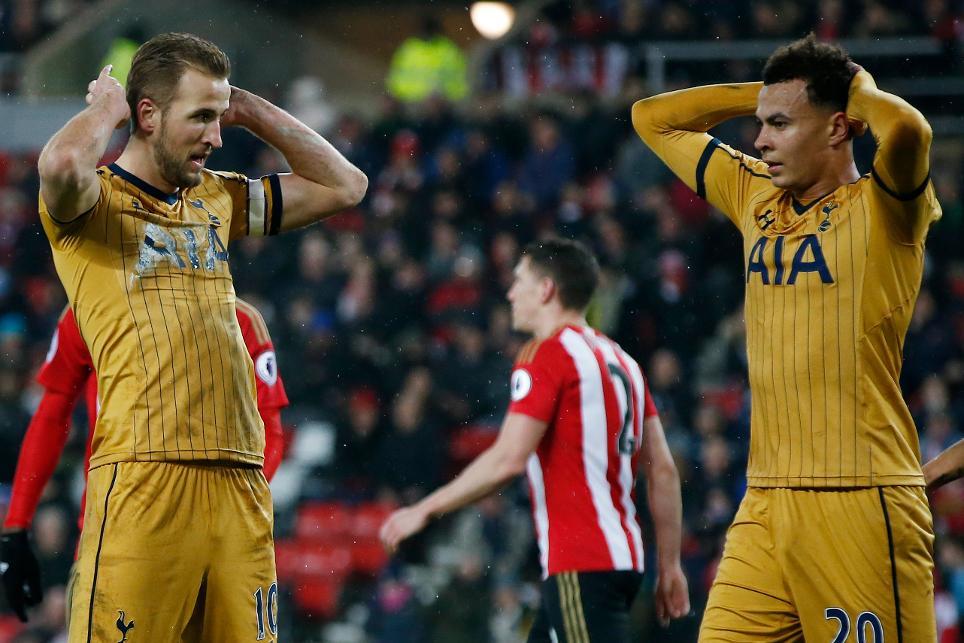 Sunderland 0-0 Tottenham Hotspur