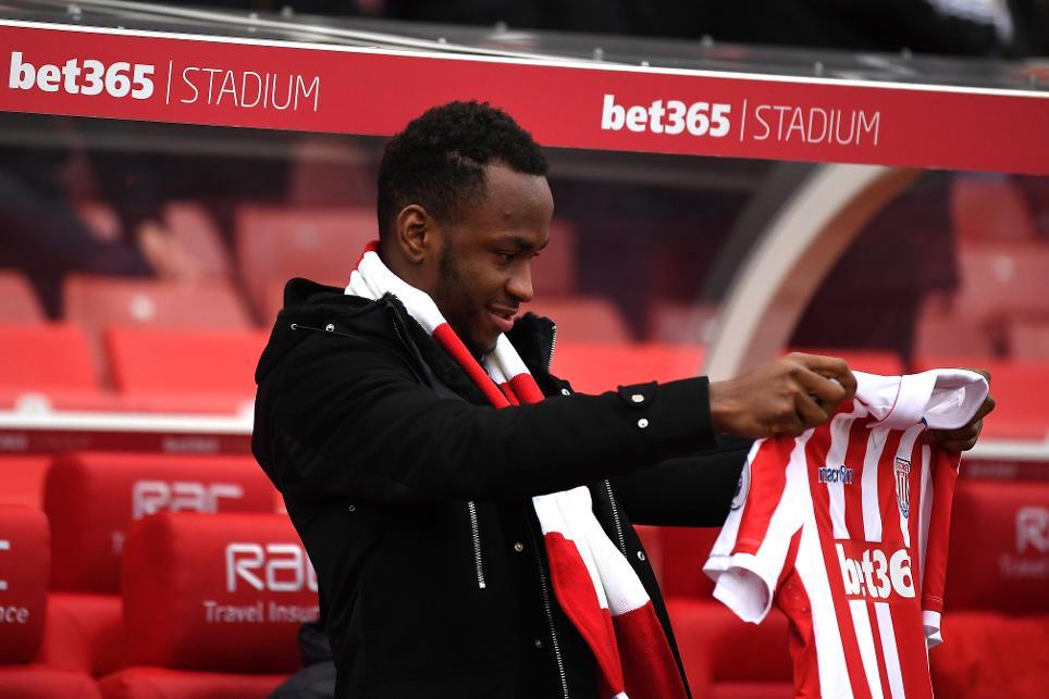 Saido Berahino, Stoke City