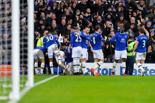 Everton v AFC Bournemouth, 4 February