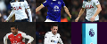 Premier League Player of the Month January shortlist, 030217