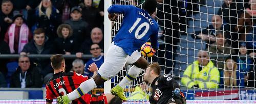 Everton 6-3 AFC Bournemouth