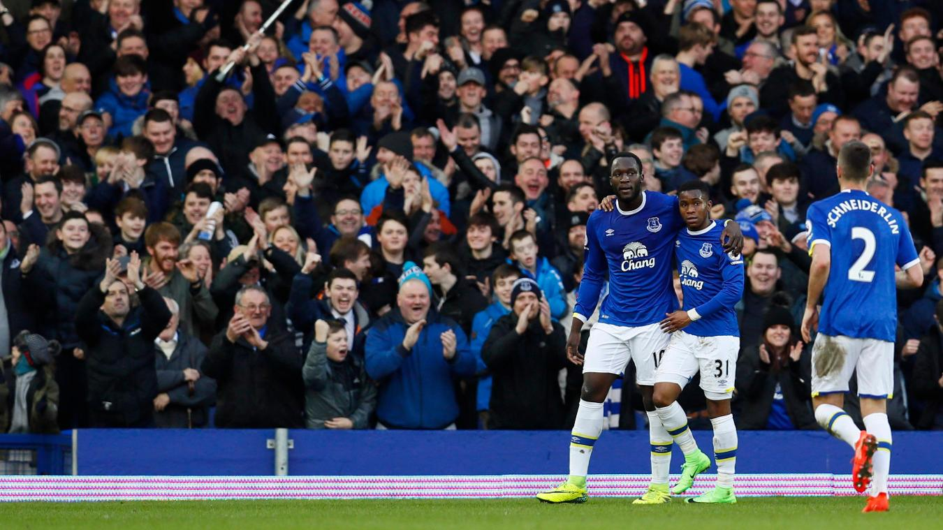 Everton 5-3 Bournemouth Video Highlights