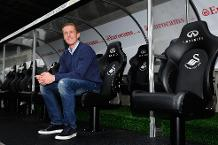 Garry Monk appointed Swansea manager
