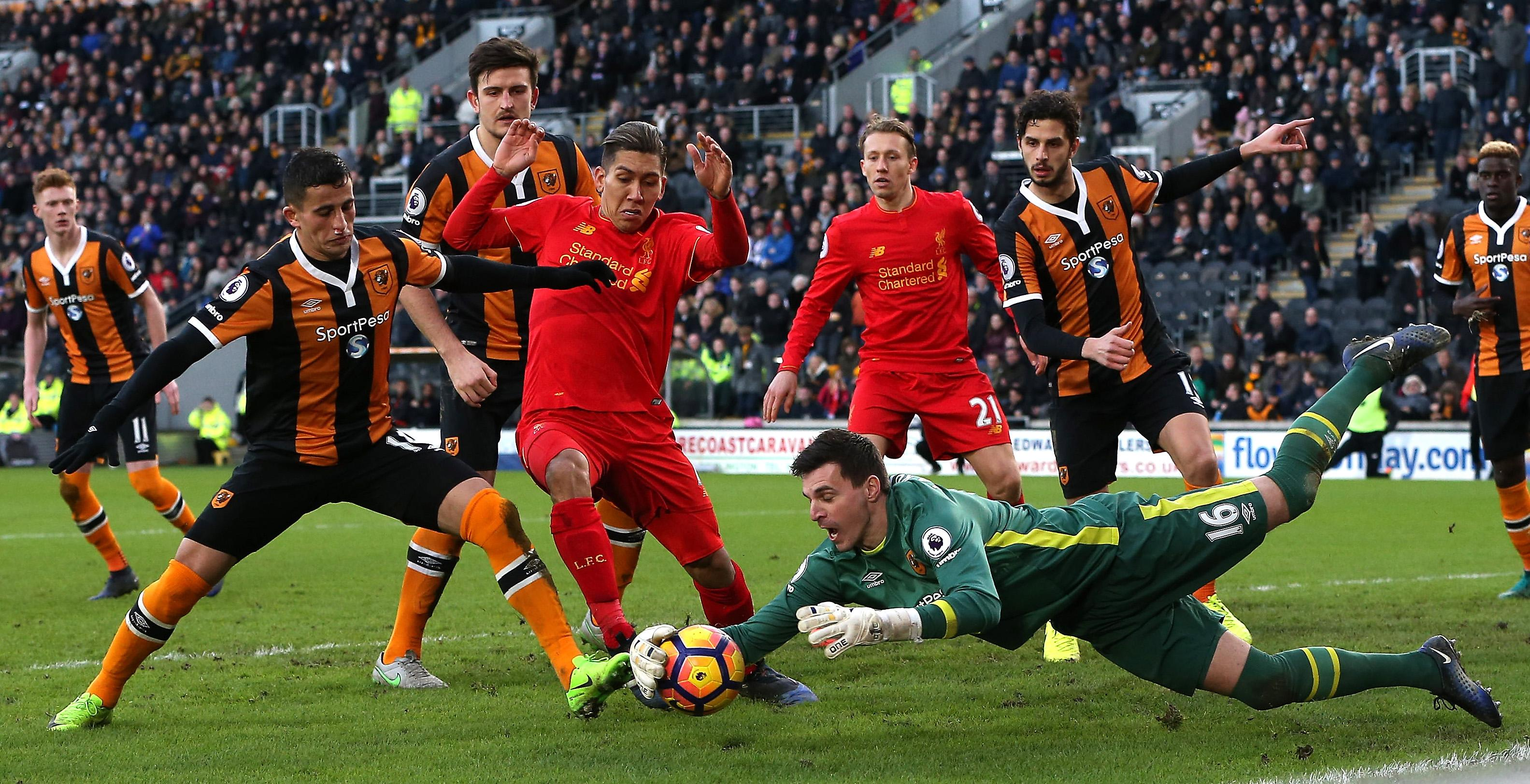 Eldin Jakupovic: The Tigers are in safe hands