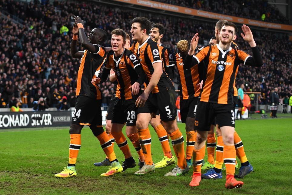 Hull City v Liverpool