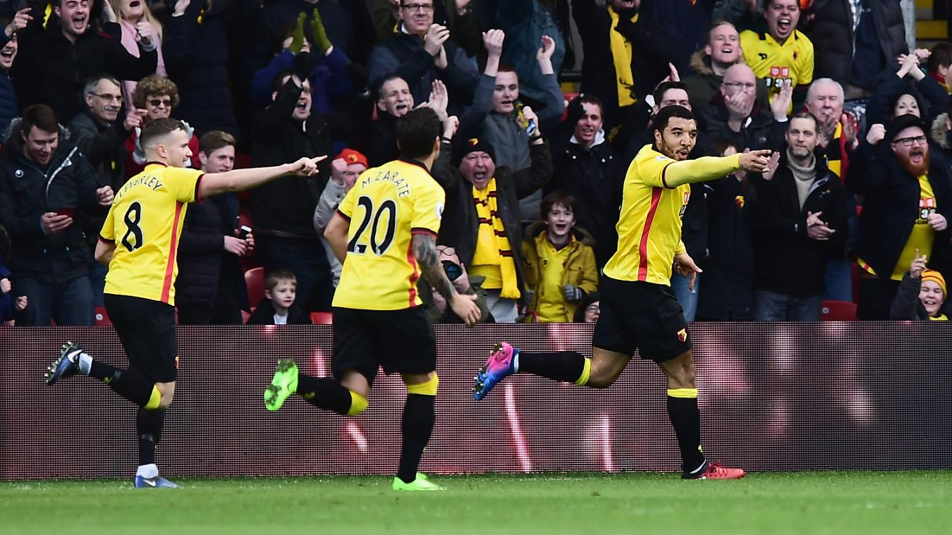 Watford v West Brom, 4 April