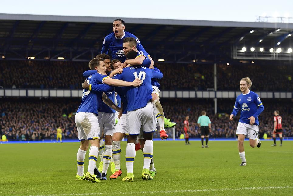 Everton v AFC Bournemouth