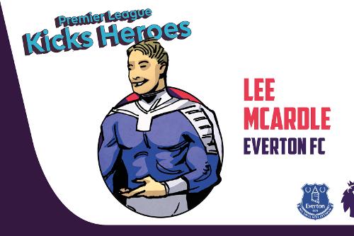 PL Kicks Heroes: Lee McArdle