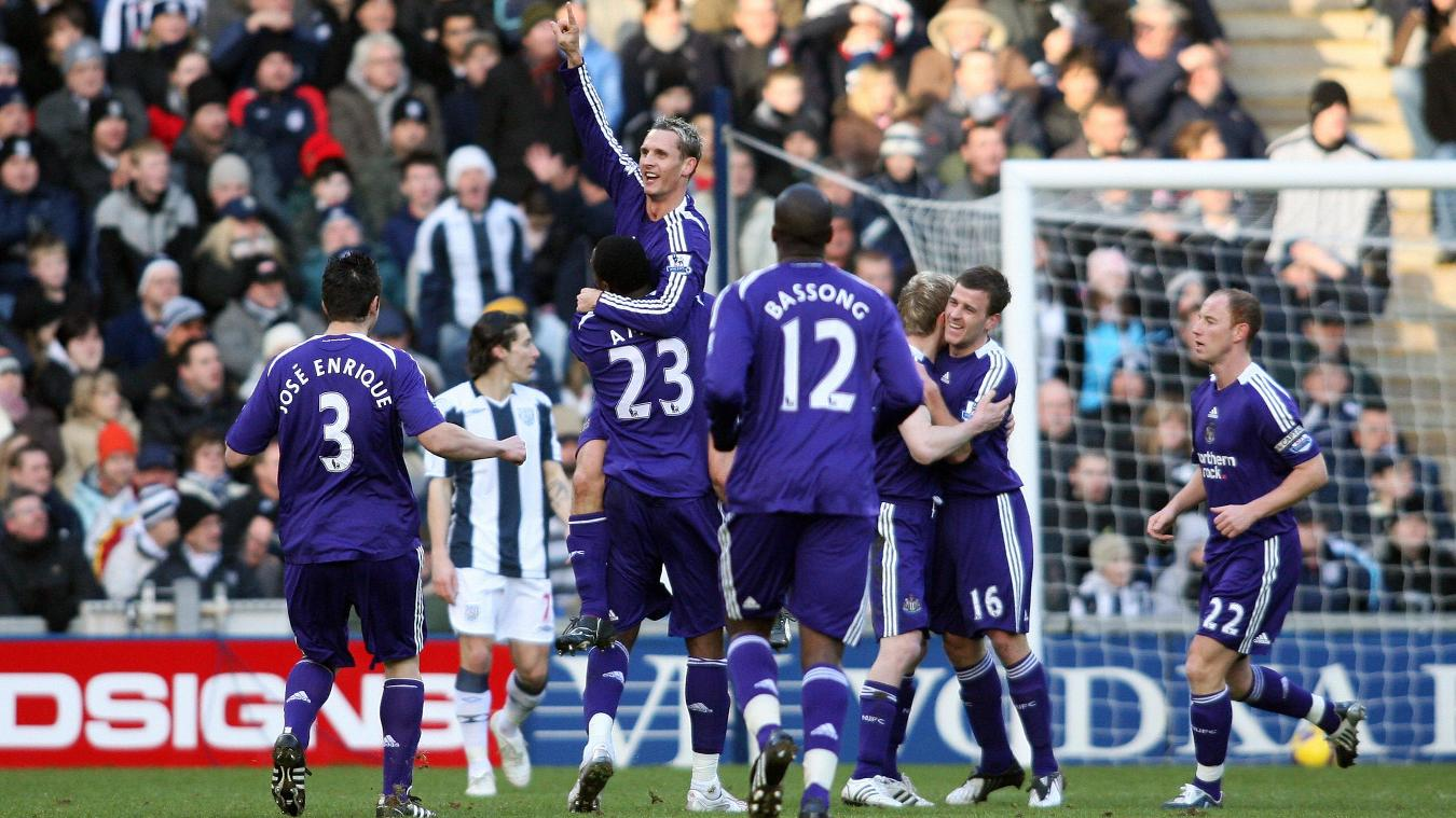 Peter Lovenkrands, Newcastle United