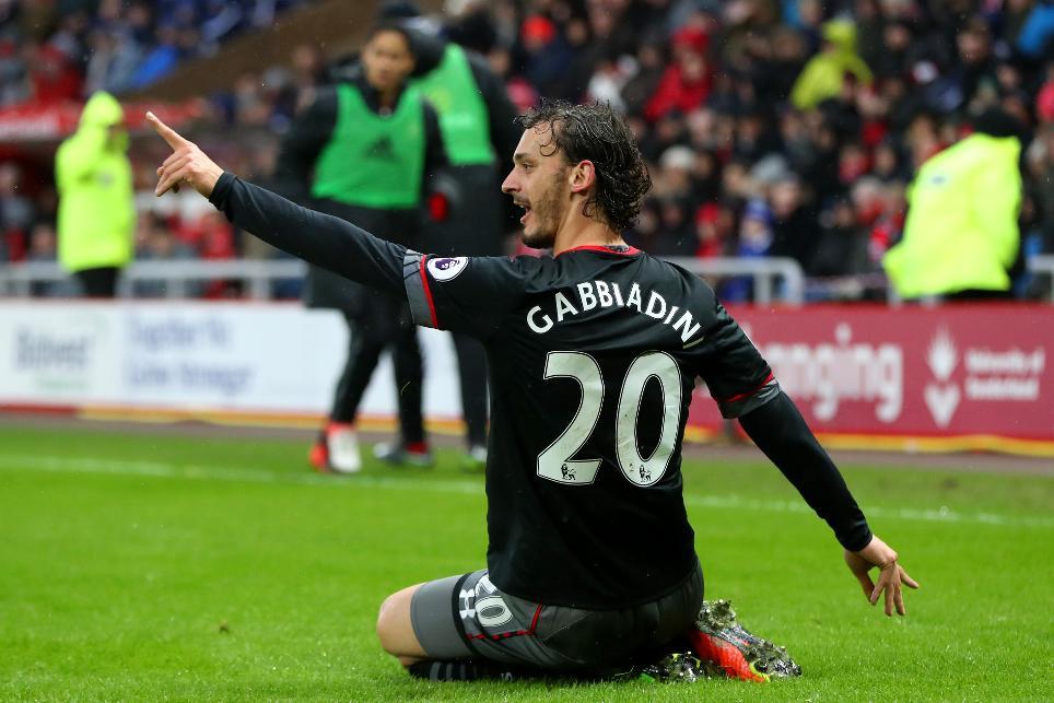 Sunderland v Southampton