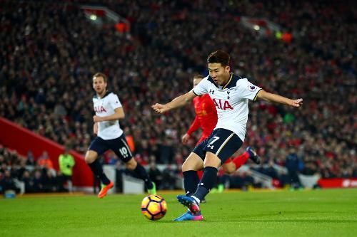 Liverpool V Tottenham Hotspur, 2016/17 | Premier League