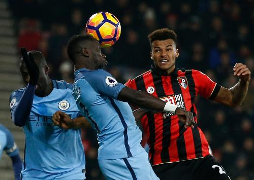 AFC Bournemouth 0-2 Manchester City