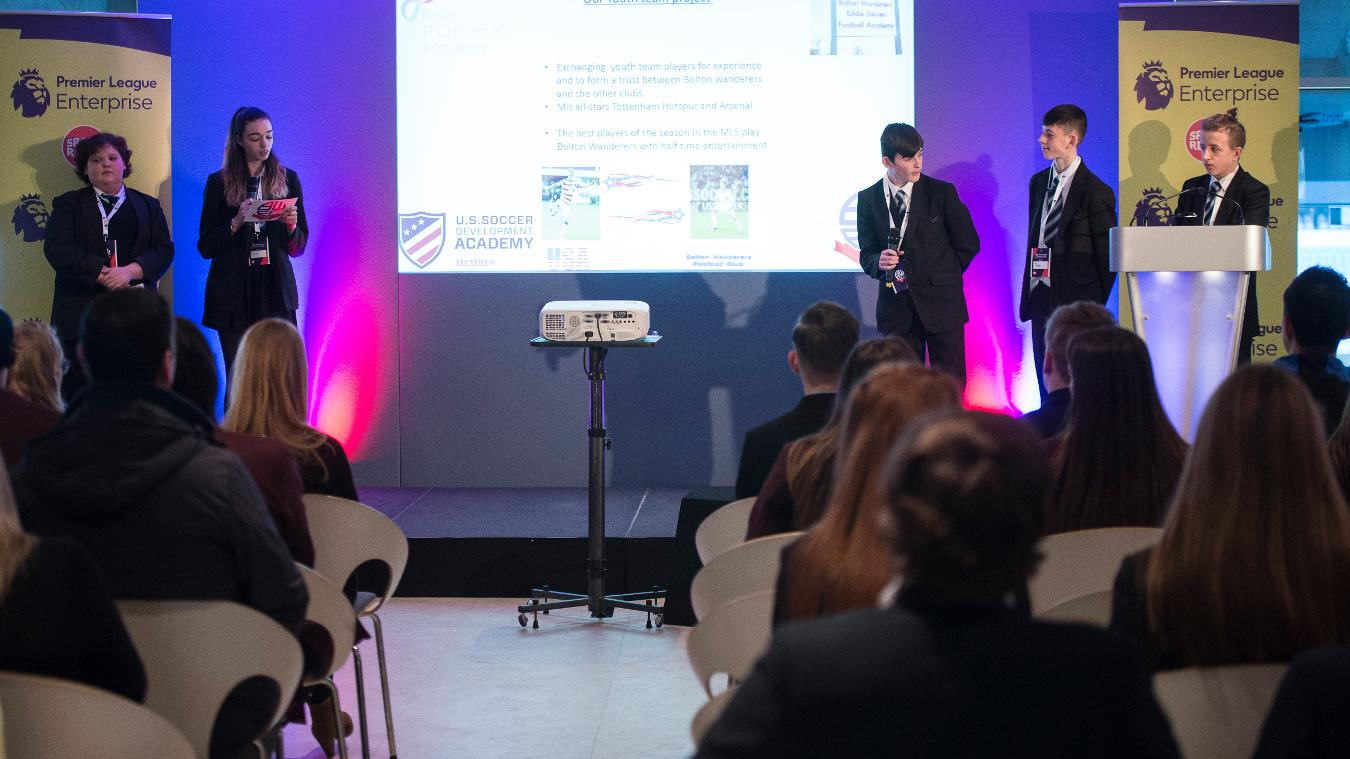 PL Enterprise Challenge 2017 Play-Offs, Manchester, Bolton