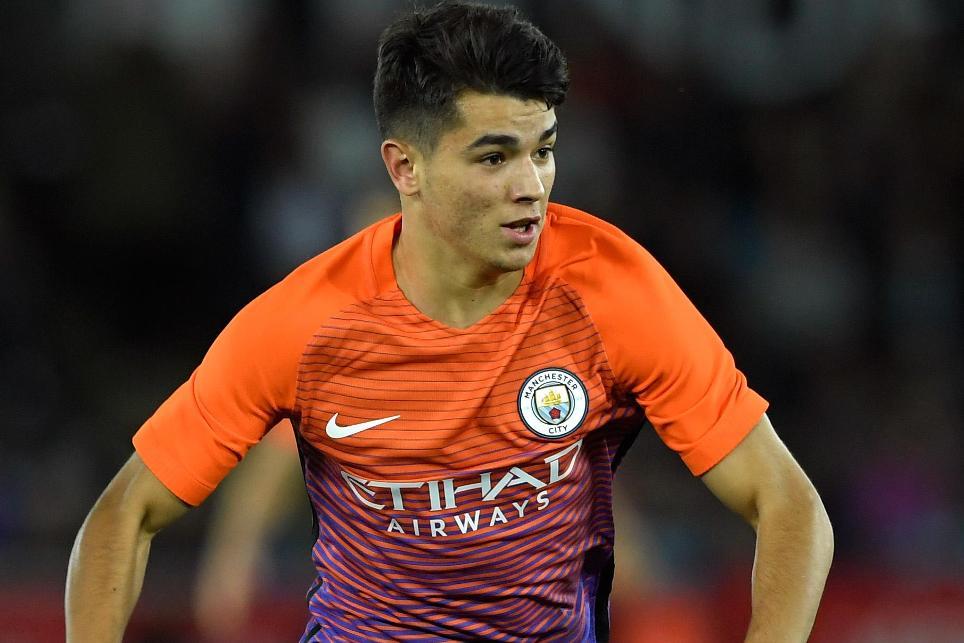 Brahim Diaz, Manchester City
