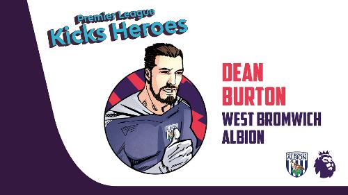 PL Kicks Heroes: Dean Burton