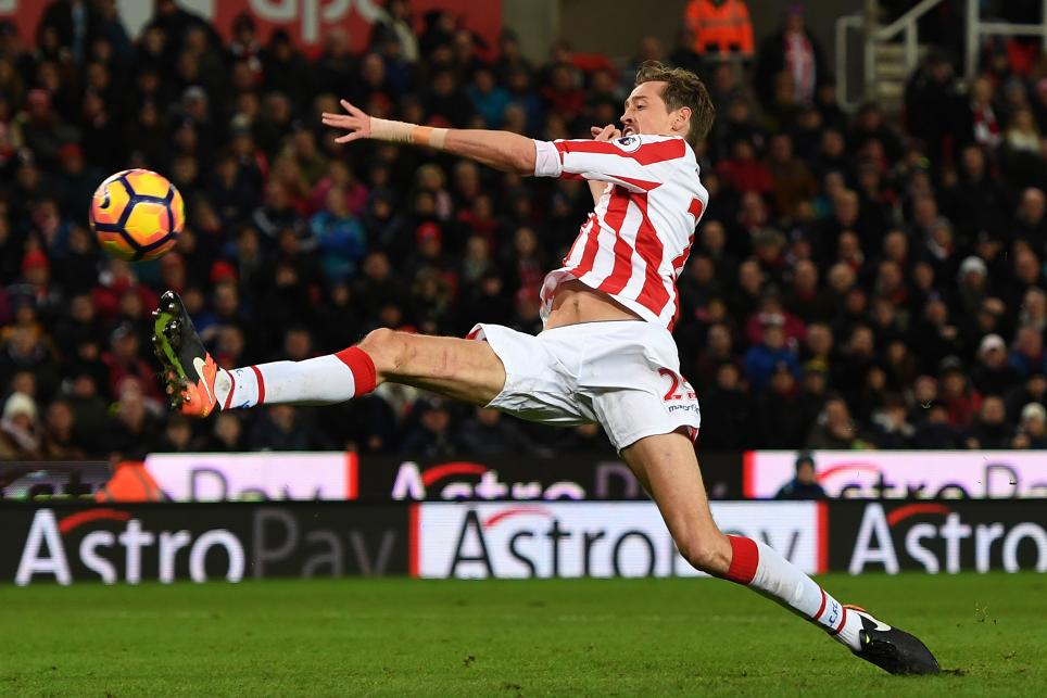 Peter Crouch, Stoke