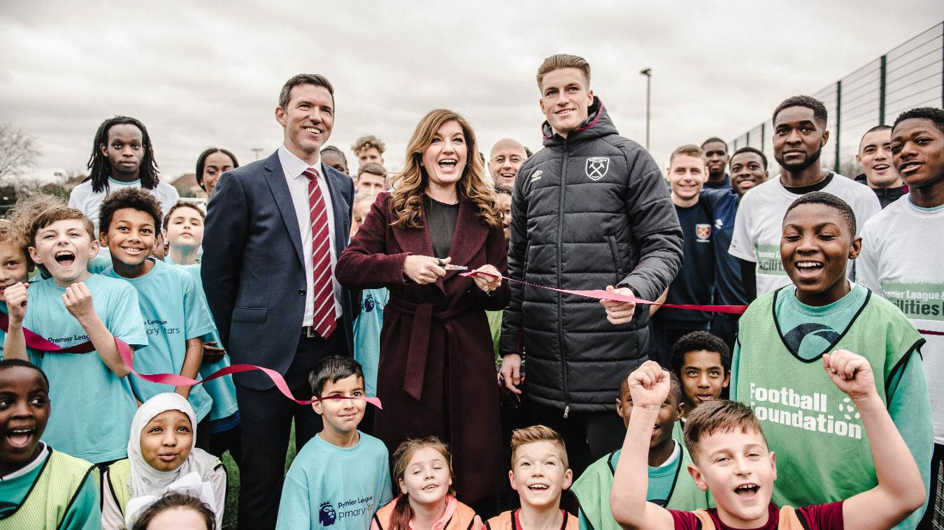West Ham United Foundation, Beckton, Facilities Fund, 240217