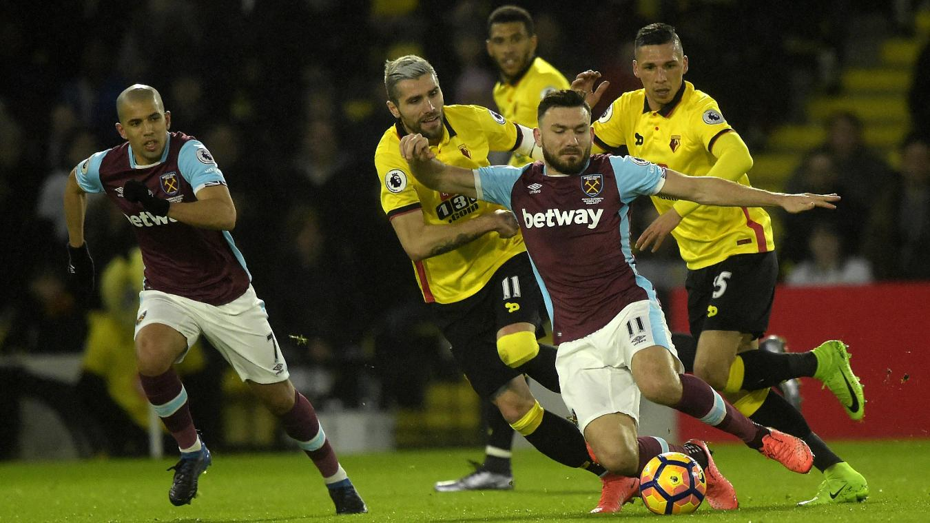 Robert snodgrass profile news stats premier league for Epl league table 98 99