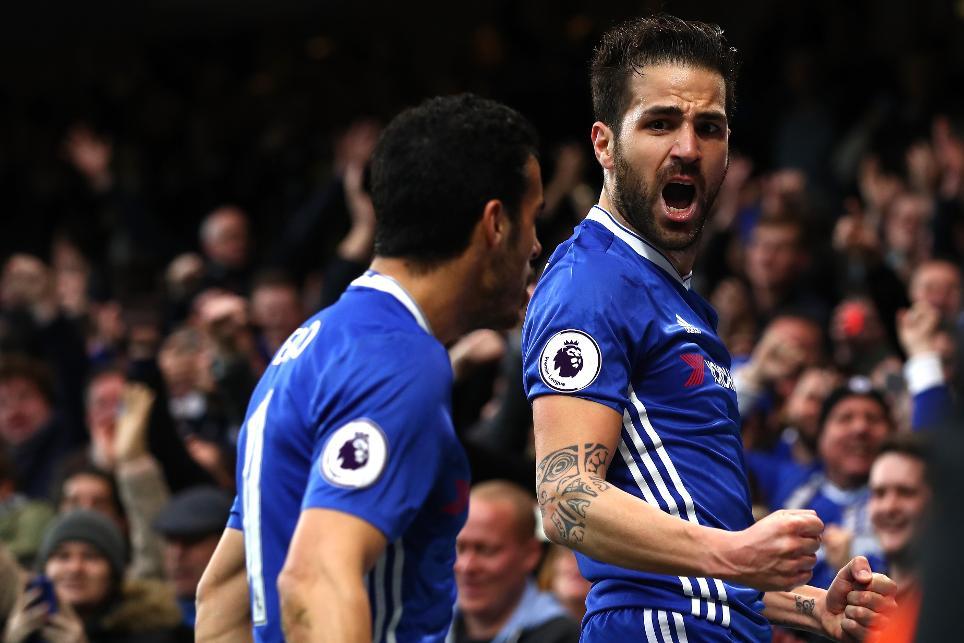 Chelsea 3-1 Swansea City