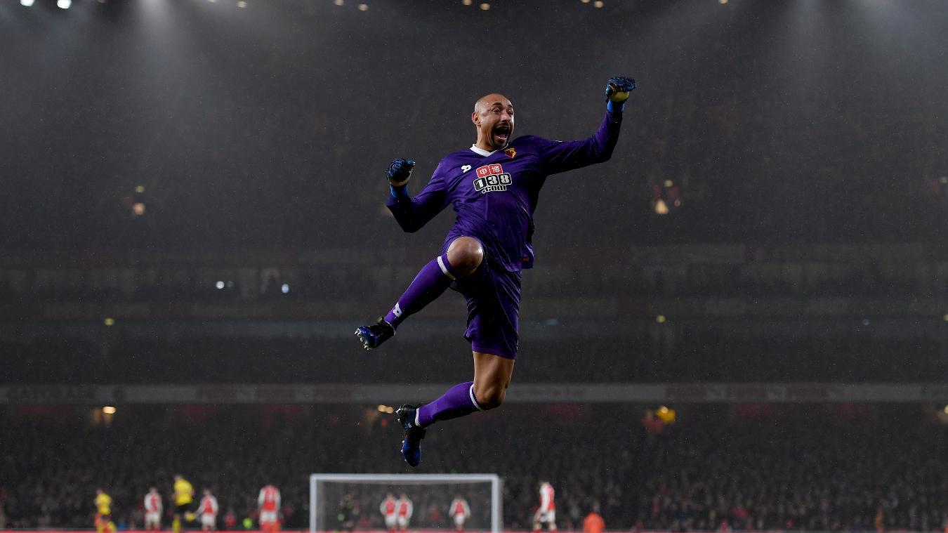 Matchweek 23: Arsenal 1-2 Watford