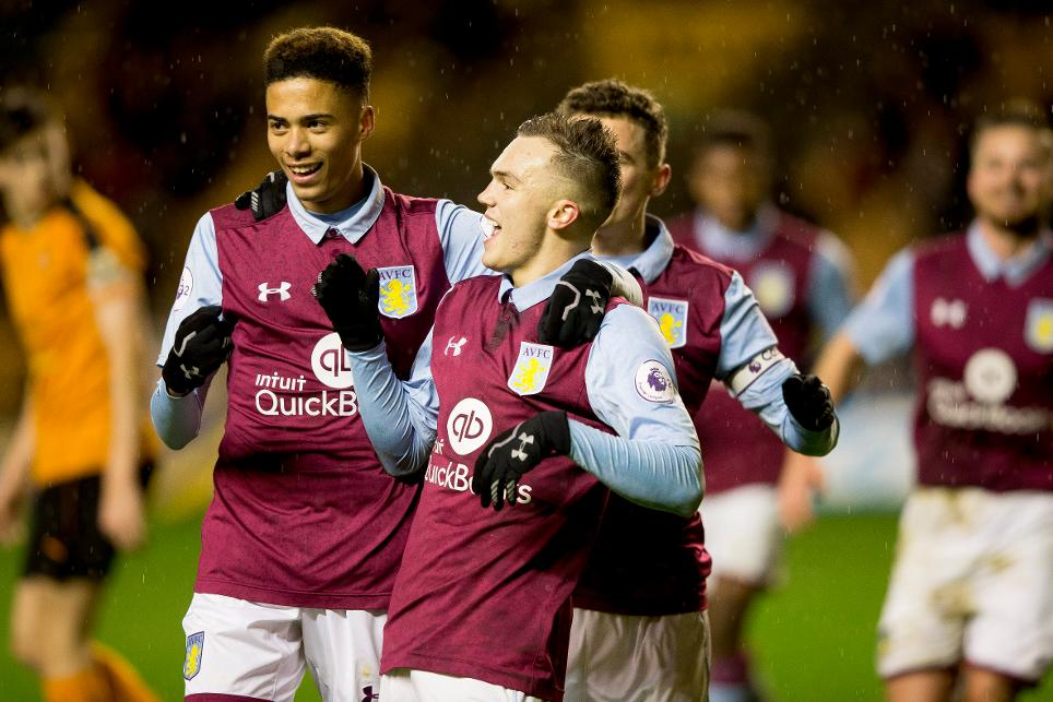 Wolves 1-2 Aston Villa, PL2