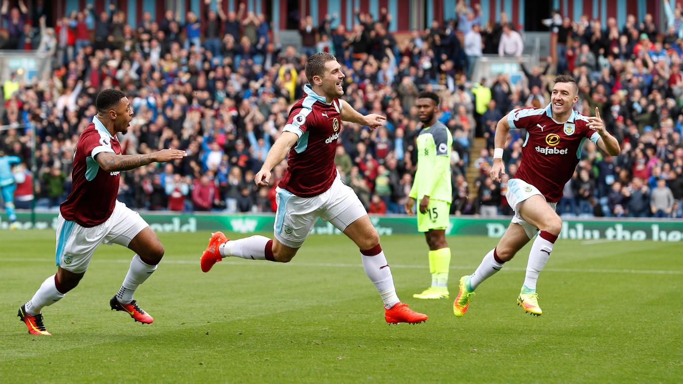 Liverpool v Burnley, 12 March