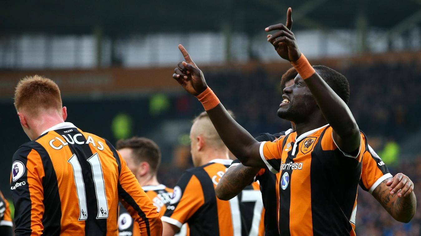 Hull City 2-1 Swansea City