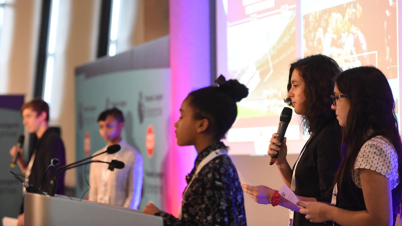 PL Enterprise Challenge 2017 Play-Offs, West Ham, Wapping High School