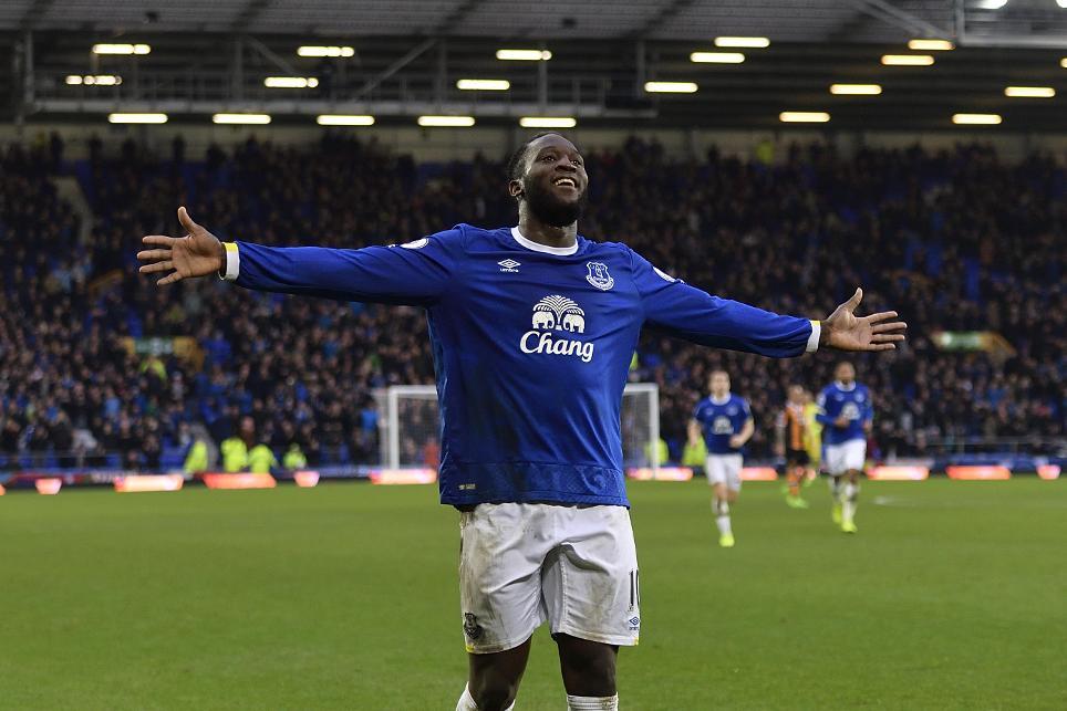 Everton 4-0 Hull City