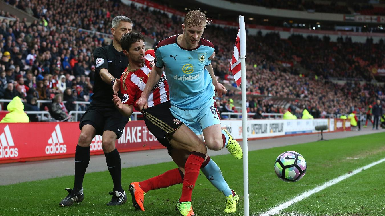 Sunderland 0-0 Burnley