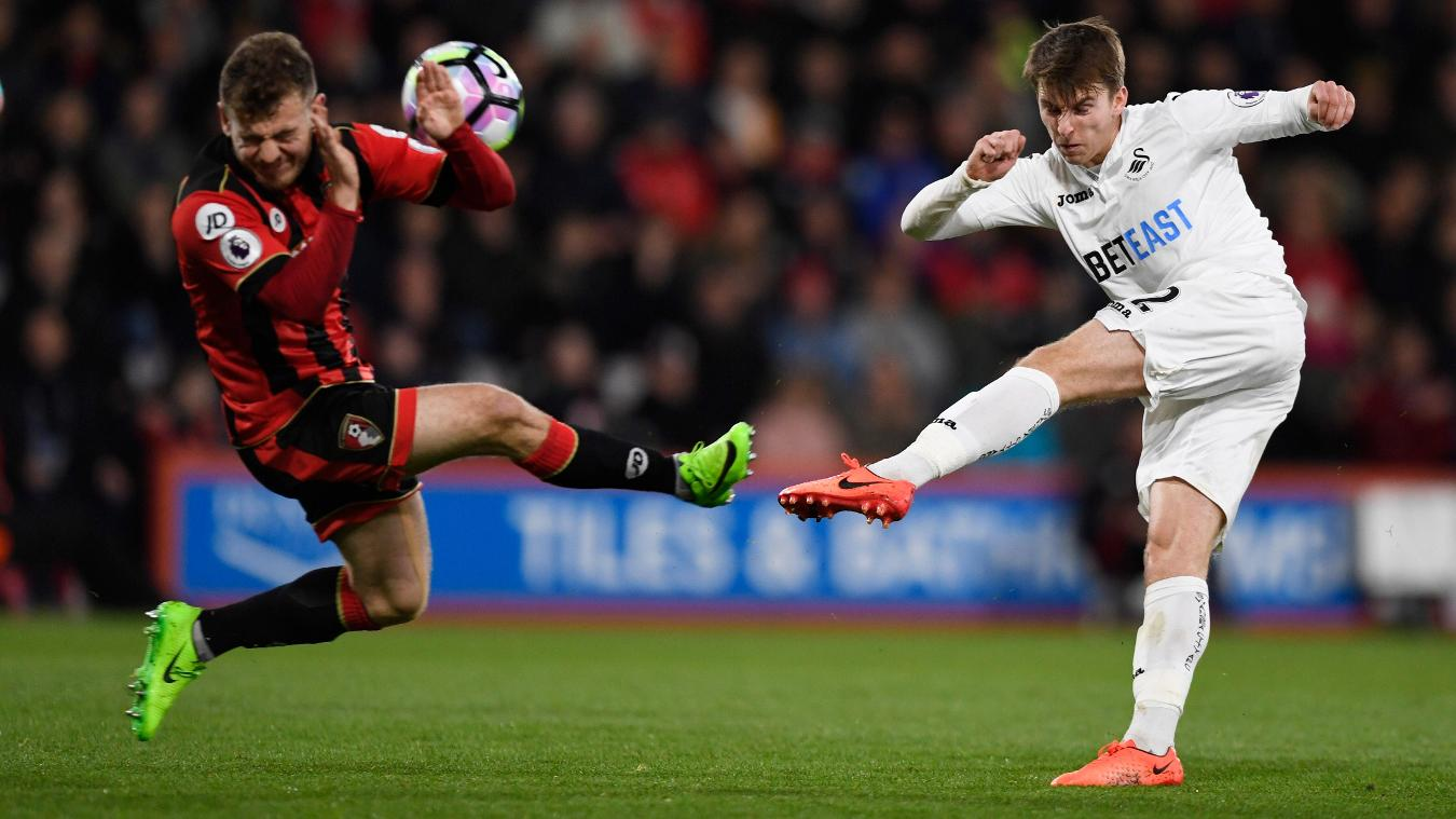 AFC Bournemouth 2-0 Swansea