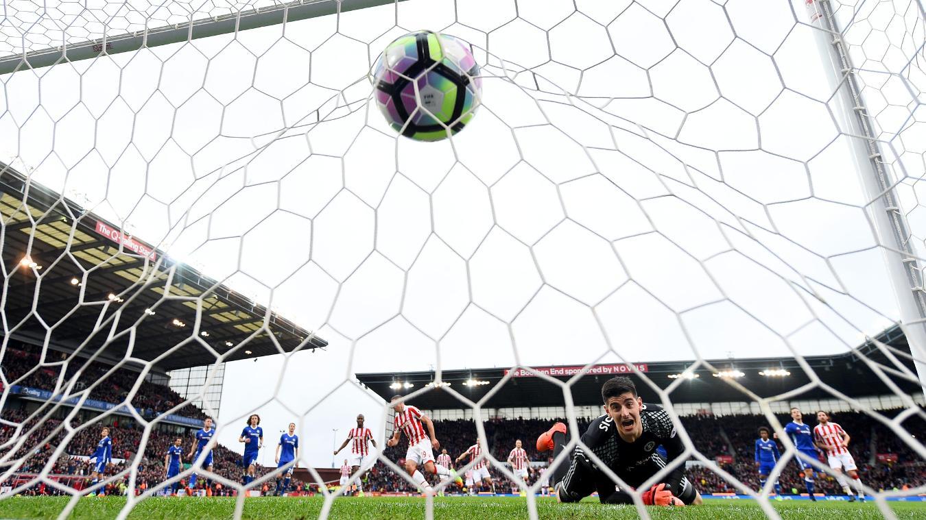 Stoke City 1-2 Chelsea