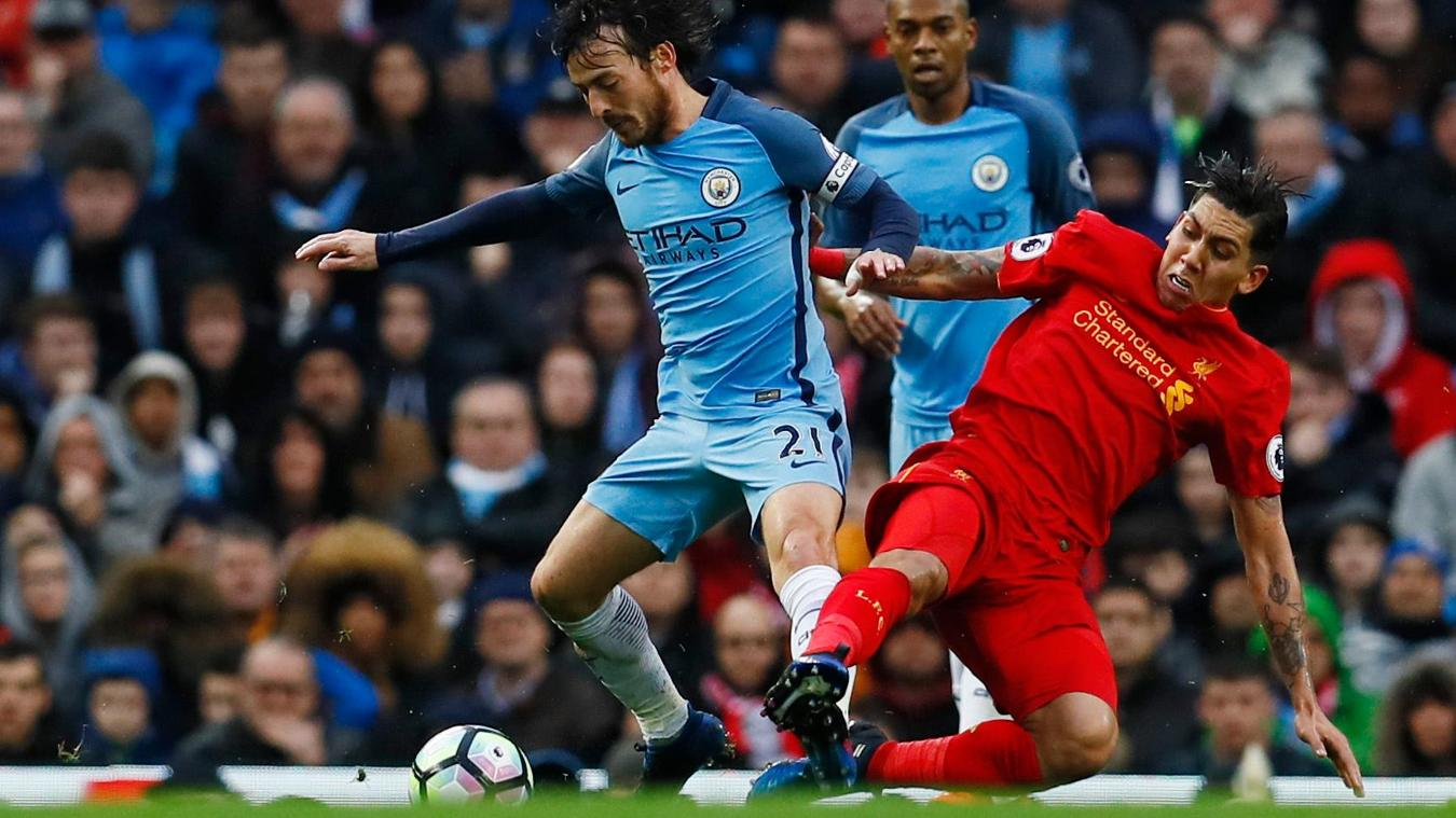 Image result for city 1-1 liverpool
