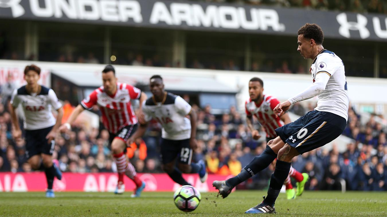 Tottenham vs Southampton Highlights