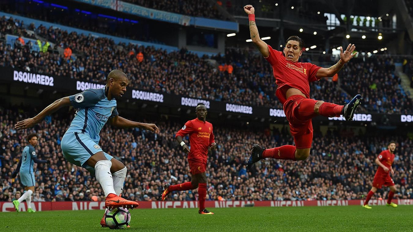 Man City 1-1 Liverpool