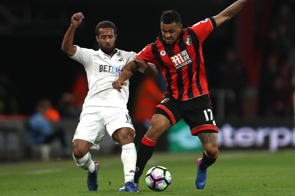 AFC Bournemouth 2-0 Swansea City