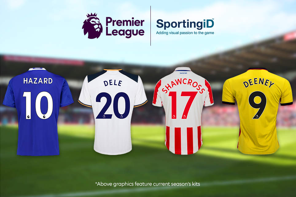 Premier League to refresh names and numbers 02e7c985a