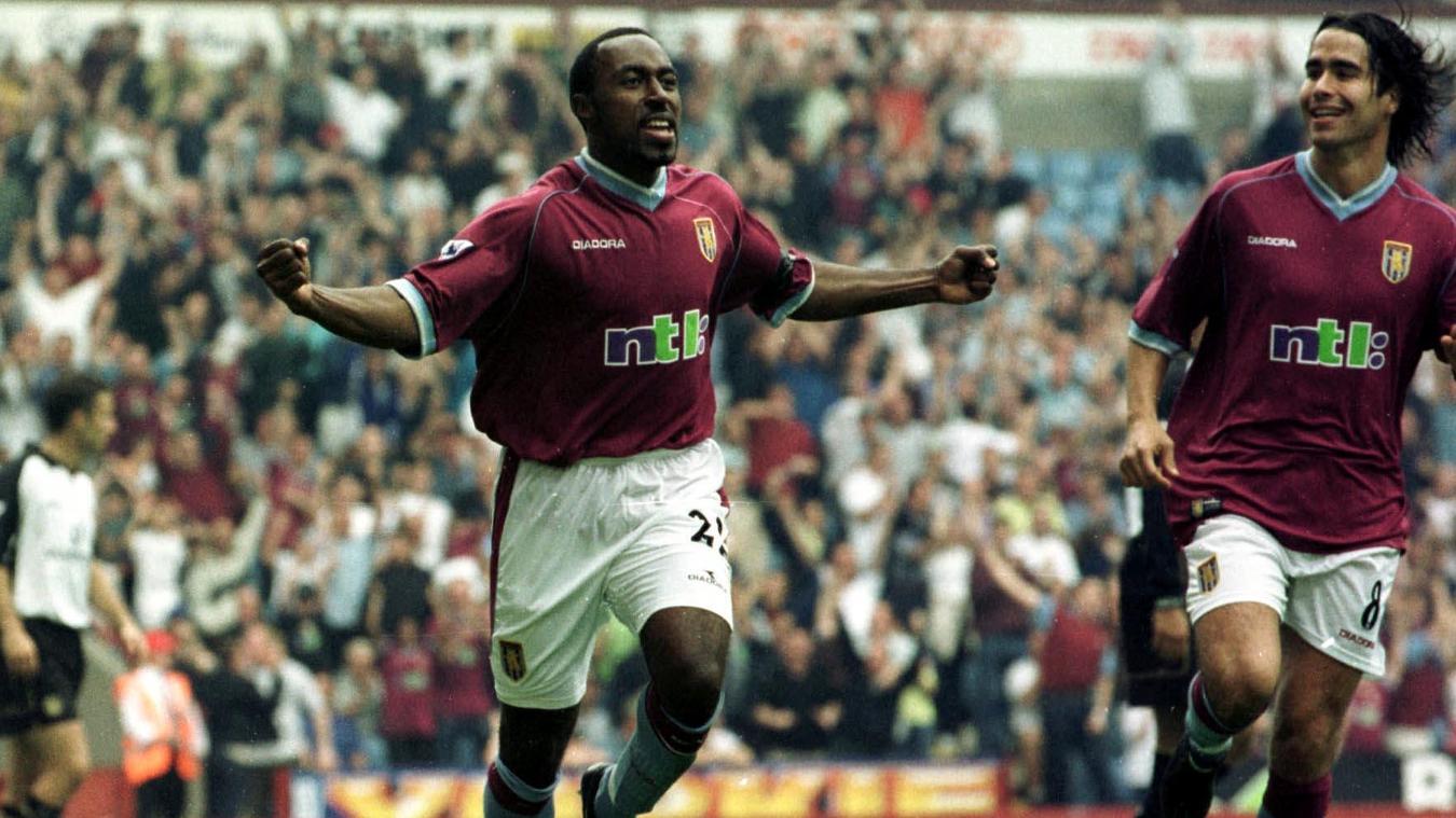 Darius Vassell, Aston Villa