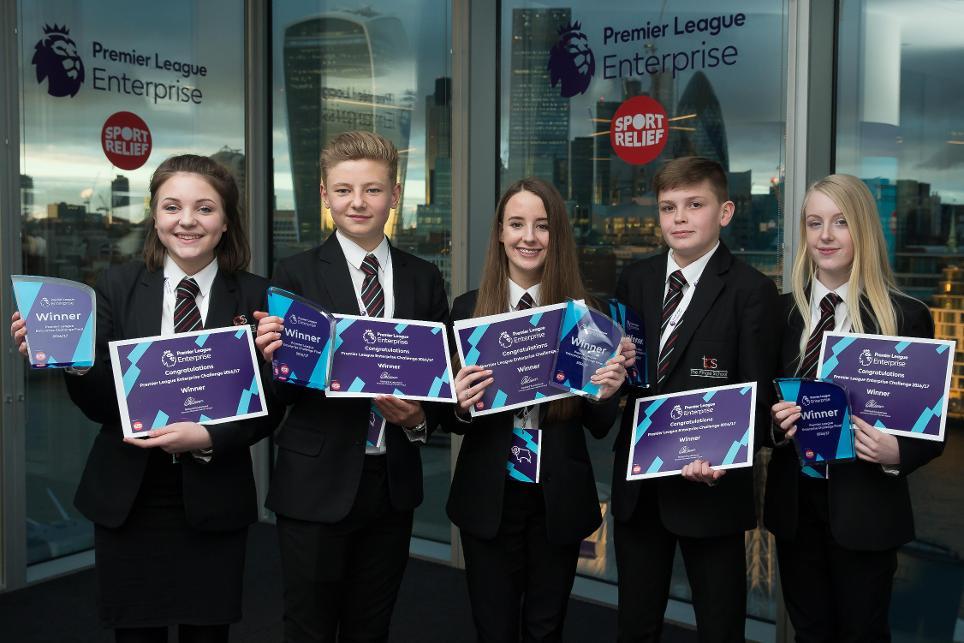 Premier League Enterprise Challenge final, the Pingle School