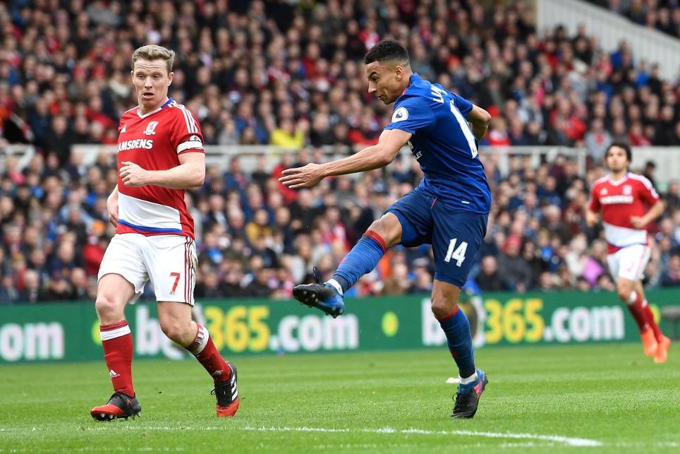 Jesse Lingard, Man Utd