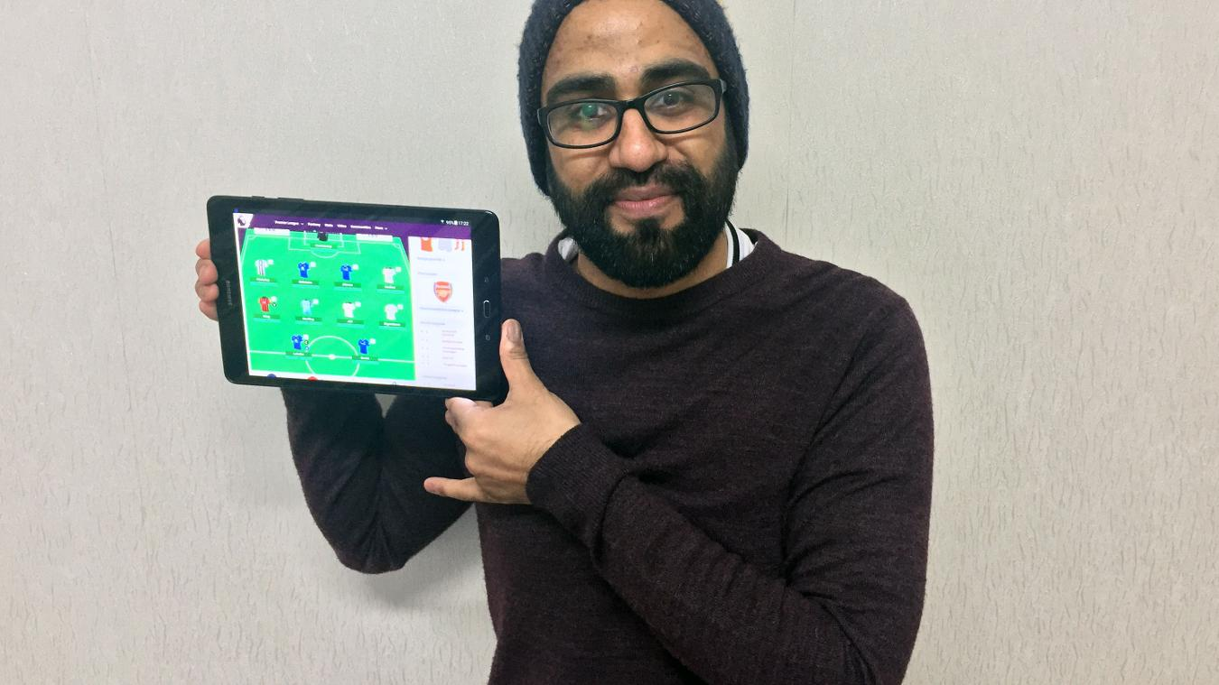 Uwais Ahmed, FPL's No 1