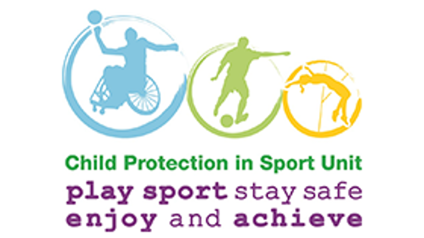 Child Protection in Sport Unit logo