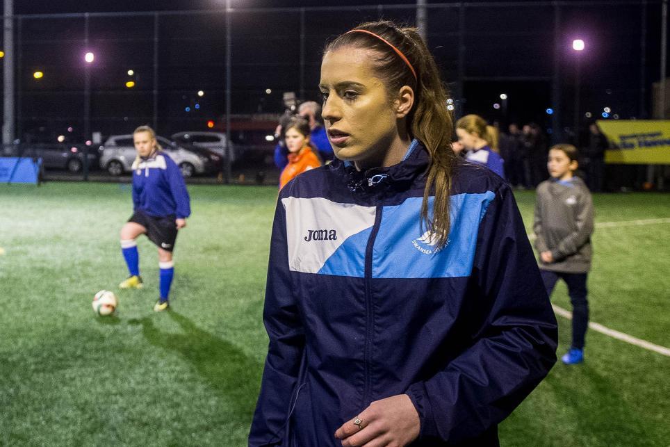 PL Kicks Hero, Katy Hosford