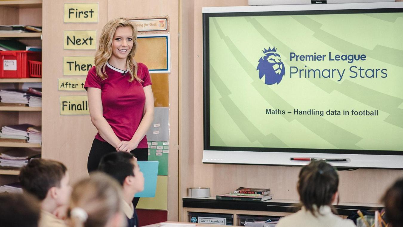 Rachel Riley, Premier League Primary Stars