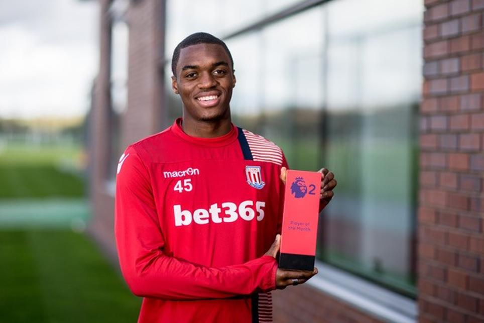 Julien Ngoy wins March's PL2 Player of the Month