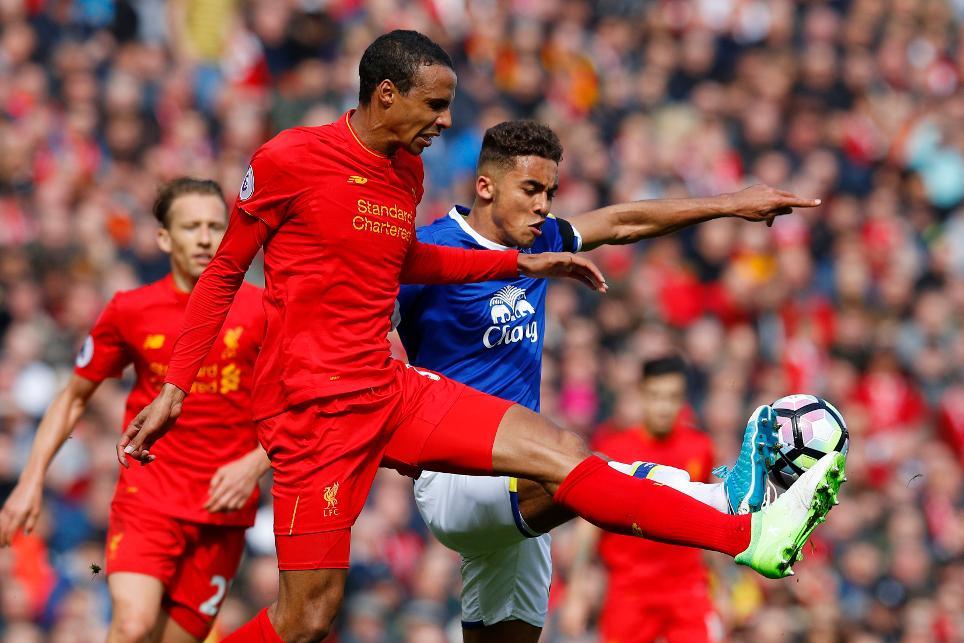 Liverpool's Joel Matip