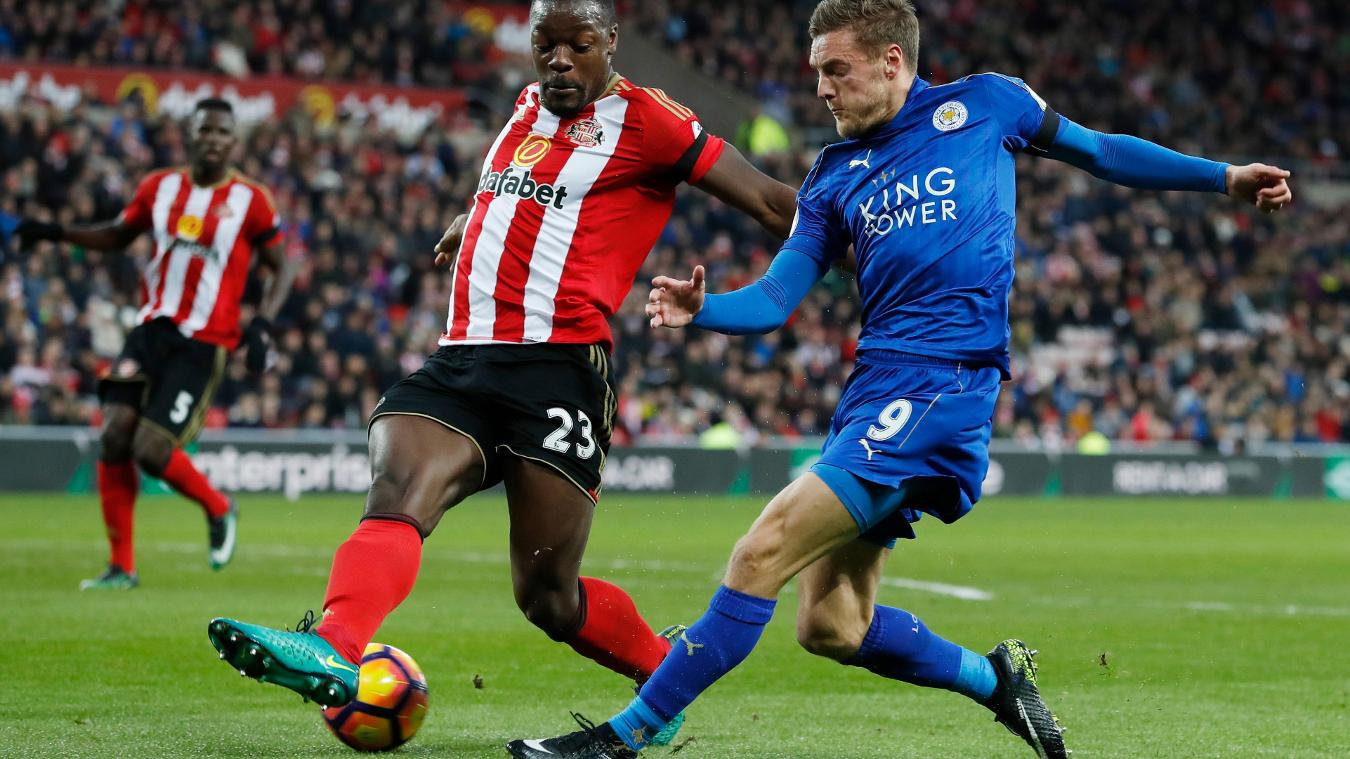 Leicester City v Sunderland, 4 April