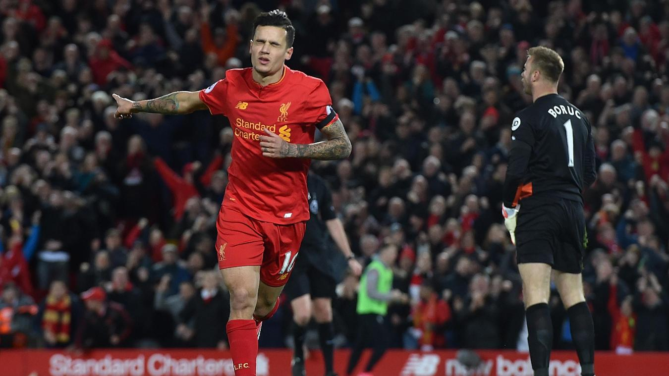 Liverpool 2-2 AFC Bournemouth