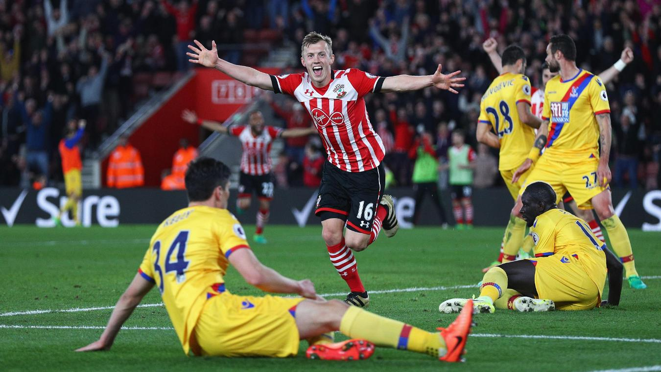 Southampton 3-1 Crystal Palace